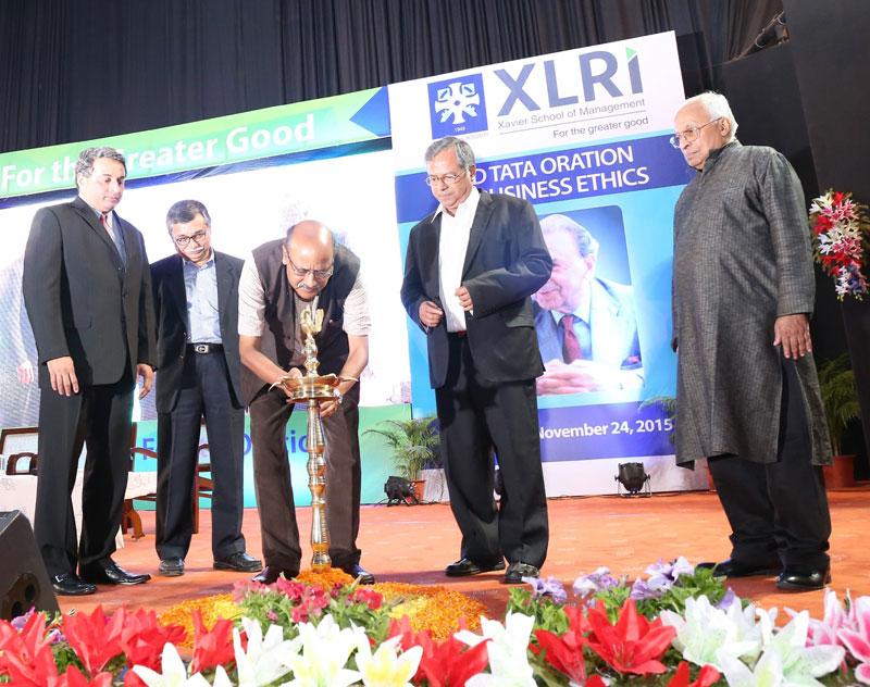 Event at B School  -  XLRI