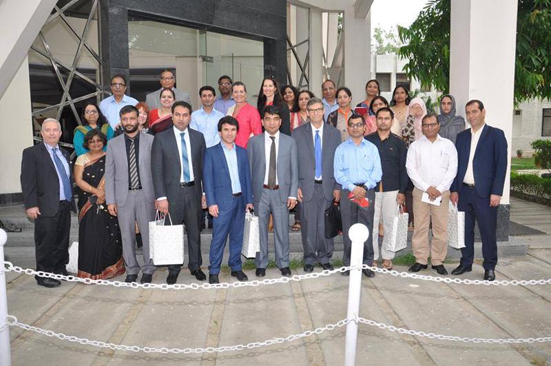 Hosted 16 Delegates | IMT Ghaziabad