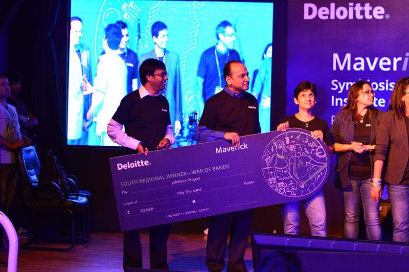 Deloitte Maverick Season | 'The Resistance'| Deloitte Maverick Finals| SIBM Bengaluru