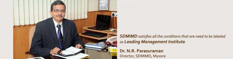 Director - SDMIMD