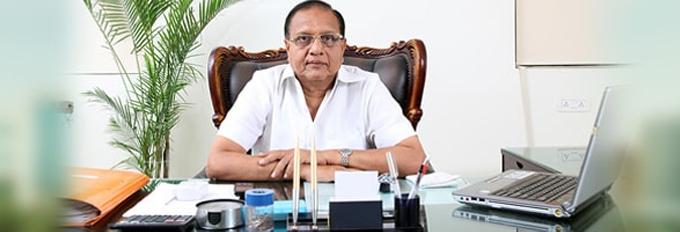 GLBIMR - Dr. Ram Kishore Agarwal Chairman