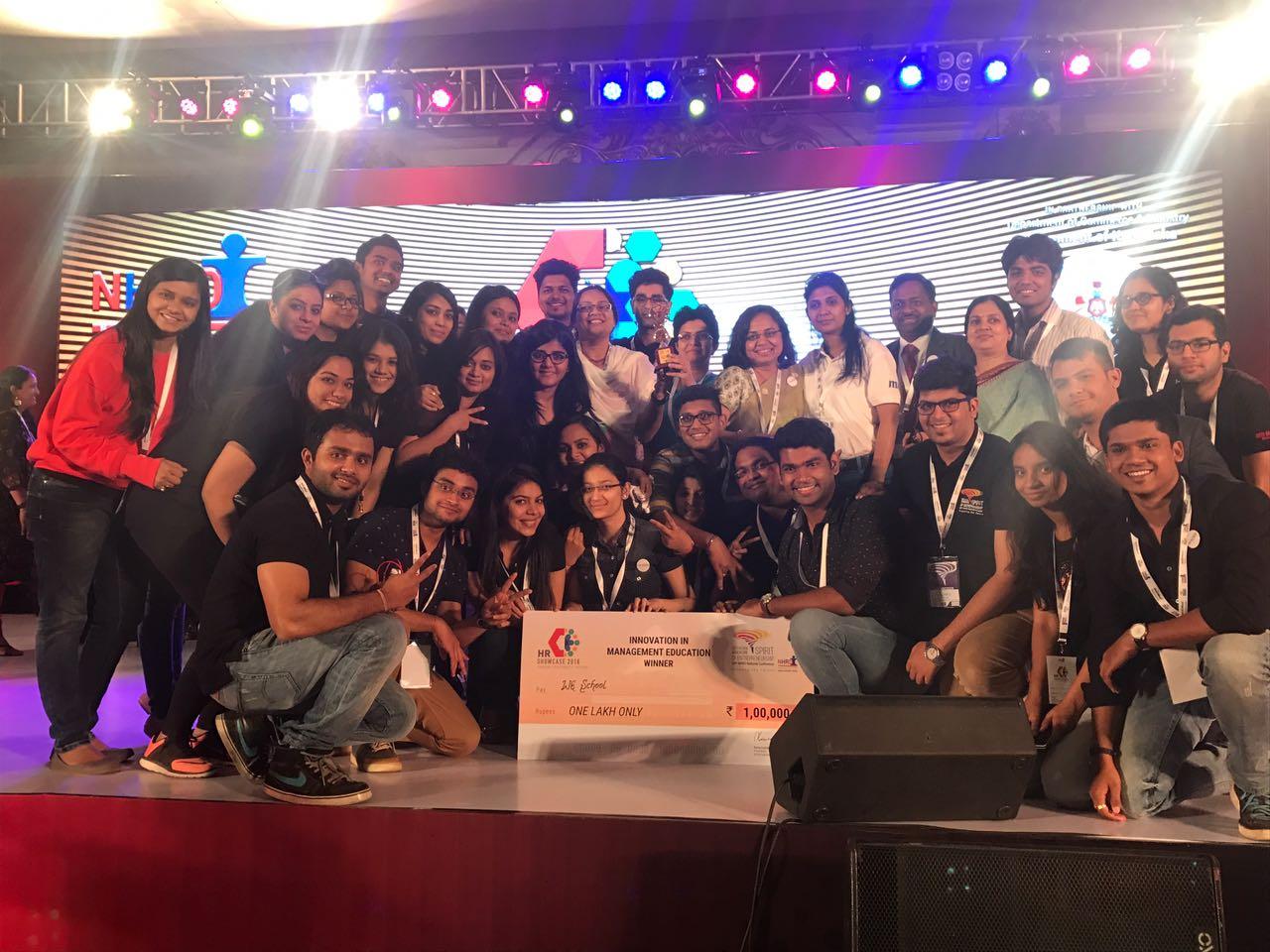 WeSchool, NHRD flagship program, Global Citizen Leader, 5th HR Showcase 2016