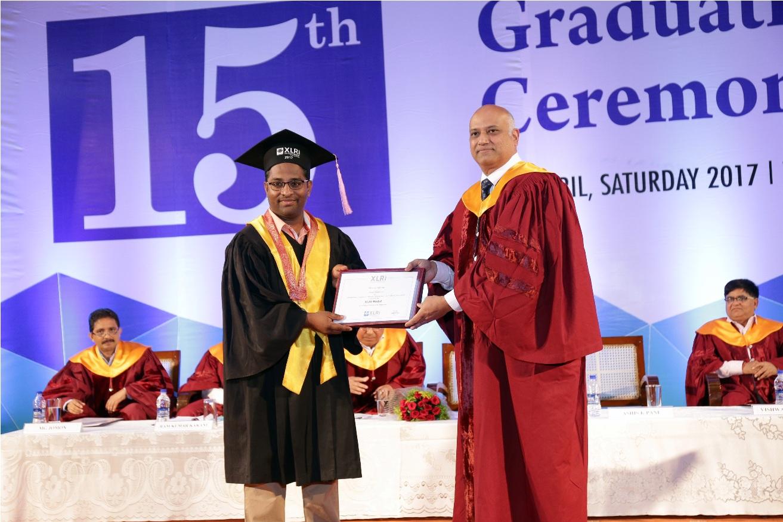 xlri graduation