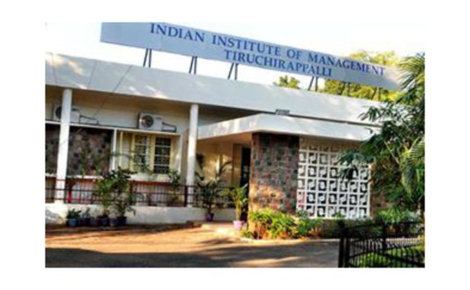IIM Tiruchirappalli | PGPBM programme for Executives.