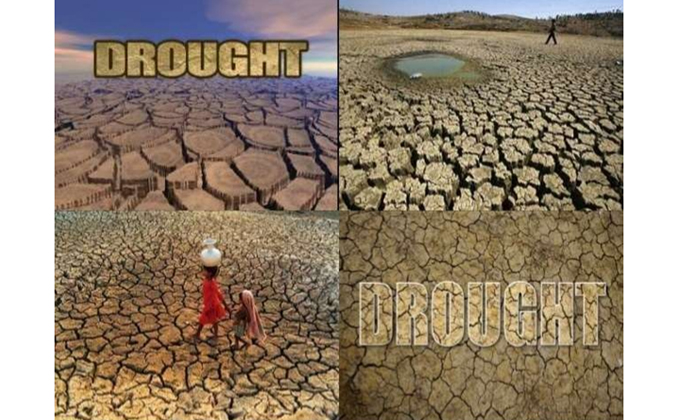 Drought might impact GDP growth