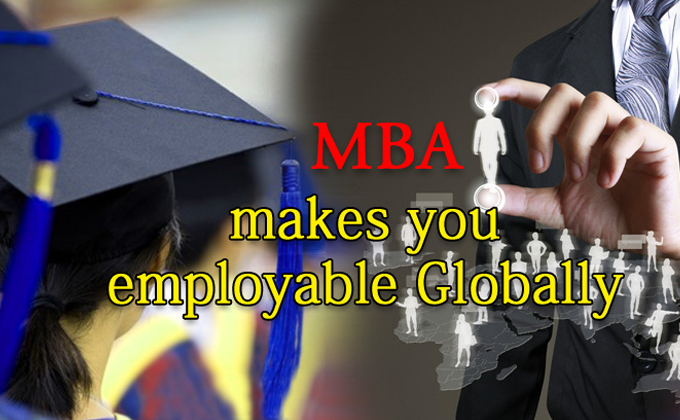 MBA employable globally