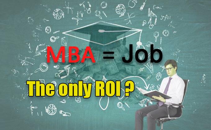 MBA ROI