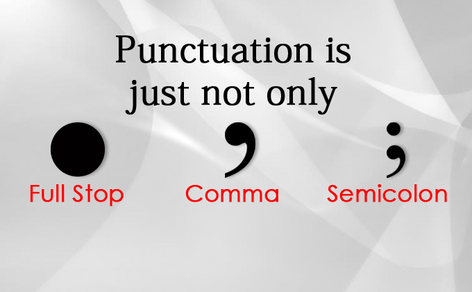 Correct Punctuation strategies | MBARendezvous