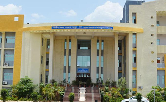 Orientation program ends   IIM Raipur