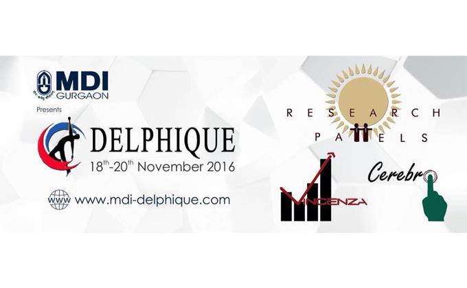 MDI Gurgaon, Management Development Institute Gurgaon, Delphique