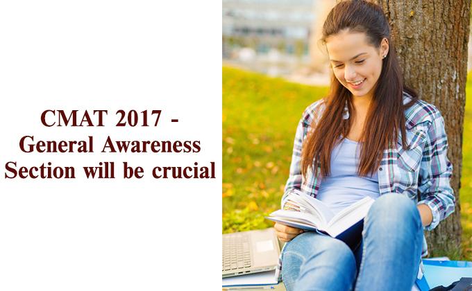 CMAT 2017 : General Awareness