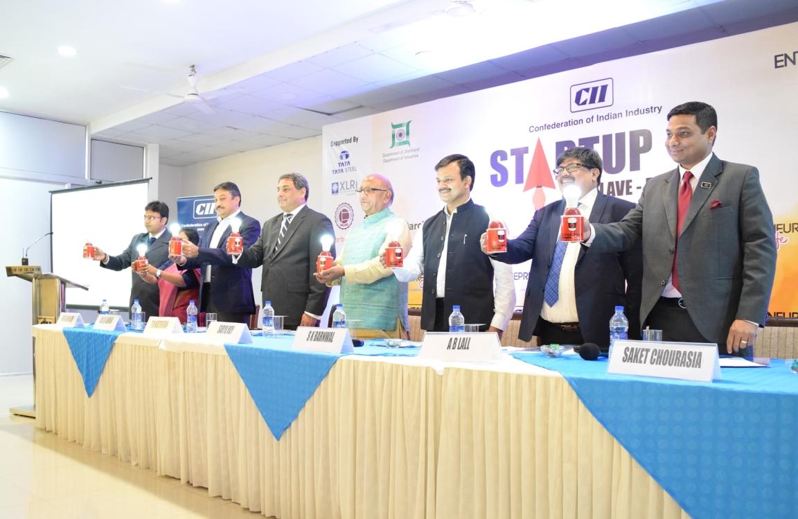 XLRI Hosted Entrepreneurship Conference