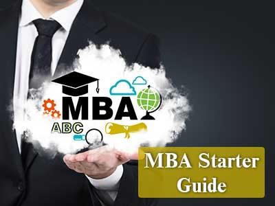 MBA Starter guide