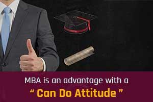 MBA Can do Attitude
