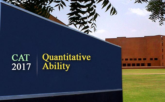 CAT Quantitative Aptitude (QA)